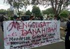 Dinilai Tidak Tepat Sasaran, Mahasiswa Tuntut Pertanggungjawaban Bansos Rp 9,6 Miliar untuk OKP