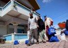 YKMI dan LSM Prancis Salurkan 4.500 Paket Sembako