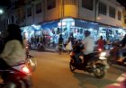 Pusat Perbelanjaan di Blangpidie Ramai, Tak Ada Jaga Jarak