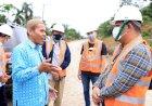 Masyarakat Lokop Serba Jadi Relakan Tanah untuk Pembangunan Jalan Peurelak-Lokop