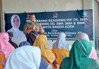 Pelajar Banda Aceh Terima Bantuan Beasiswa PIP